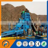 China Dongfang gold bucket dredger & gold dredger & gold mining equipment