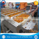 big capacity vegetable fruit washing machine
