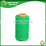 HB796 Low price 10-20s oe cotton yarn spinning mill waste recycling for hammock stocklot