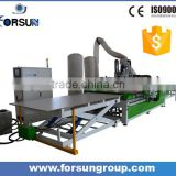 Hot sell in Alibaba cnc carving router with nesting production line milling machinery price for woodworking furniture