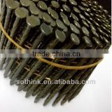 coated wire weld coil nail