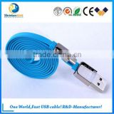 Remax Brand New Colorful USB 2.0 AM to MICRO Date and Charge Cable