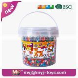 Rainbow Perler beads cans 12000 beads colors