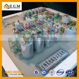 Miniature Biological Oxidation Gold Extraction Process Model