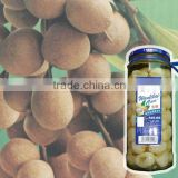 canned longan in syrup 425g
