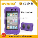 Phones Accessories Product Cellular Parts Mobile Phones For iPod Touch 4 Custom Plastic And Glass Case Manufacturers