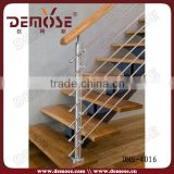 residential steel stairs / metal stair rail for sale/residential stairs