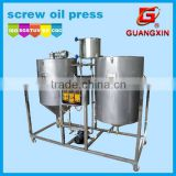waste oil refined oil machine palm oil refinery plant                                                                         Quality Choice