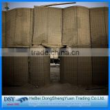 Hesco bastion price military sand wall hesco barrier for sale China factory