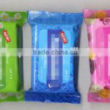 Wet Tissue wipes 15pcs