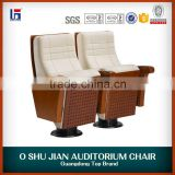 Used folding cinema chairs church chairs for sale SJ8623                                                                         Quality Choice
