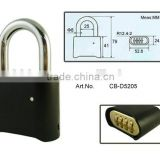 New brass padlock Pad locks combination lock digital combination lock toy combination lock