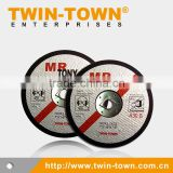 Flat type Cutting Disc for Metal with DMK hole