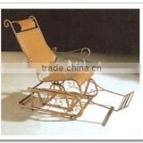 top-selling comfortable metal garden rocking chair                                                                         Quality Choice