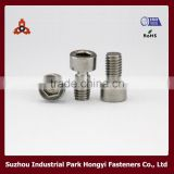 Hex Socket Cap Head Captive Screw By Customization Stainless Steel 304 From Jiangsu China Mainland
