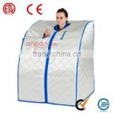 2013 new infrared detox therapy dry heat home slim fit weight loss portable home made saunas