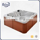 latest style high quality 4-6 person outdoor party spa hot tubs discount whirlpool tub