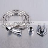 concave and convex flexible extension shower hose