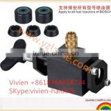 Mini common rail Bosch injector parts fuel oil collector for common rail test bench