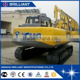 China Manufacturer 14 Ton Track Excavator For Sale Excavator Bucket Tyres                                                                         Quality Choice