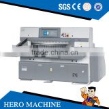 HERO BRAND crepe paper cutting machine