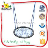 Portable Outdoor Baby Mesh Round Swing
