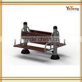 outdoor cast iron garden bench ,park bench in furniture