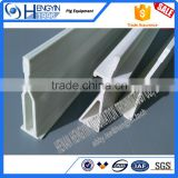 Factory direct sale low price farm equipment fiberglass support beams for pigs goat poultry