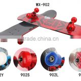 "DGK brand Canadian maple skateboard decks in 7.5"", customized skate decks made by leading factory in China"