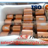 big spool tray product copper foil laminate al foil in jumbo roll tapes supplier for cables sheild