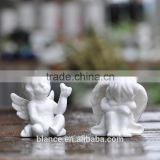 small wedding favors gifts little baby ceramic angel cherub figurine