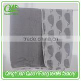 China factory summer 100% Bamboo fiber Blanket For babies, wholesale blanket