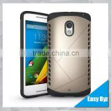 Mobile phone Cover For Moto X Play Case Hybrid Tpu Pc Armor Cover For Motorola X Play Combo Case