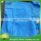 Disposable blue yellow green hospital gown surgical gown dental gowns