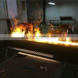3D flame 220v electric fireplace insert