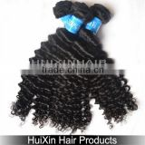 Factory price unprocessed double weft full cuticle filipino natural wave vrigin human 12-30 inch hair extension