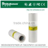 Compatible master roll Ricoh JP-7MC/CPMT21 B4 for digital duplicator