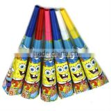wholesale Spongebob kids horns /KIDS PARTY SUPPLIES /Birthday Party Supplies/Birthday Party Products/Spongebob Party Supplies