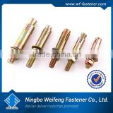 china zhejiang high quanlity suppliers manufacturers exporters brass steel stainless steel post anchor screw anchor fence spike