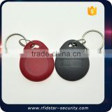 Generic Proximity EM4100 EM4102 125KHz RFID ID Card Tag Token Key Chain Keyfob Read Only Color Black,Red