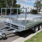 Table Top Flat bed Trailer 3.0X1.8 DECK 2.5T