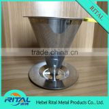 Food Grade Stainless Steel Clever Coffee Dripper