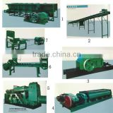 automatic coal gangue/clay brick production line