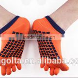 latex toe socks/gel toe socks