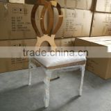 Wedding hot sale Gold King throne chair for sale
