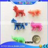 Wholesale new age products pvc kids small animal toy