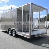 INquiry about Custom Built Fast Food Trailers For Sale