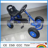 pneumatic tyre china pedal go kart for Children