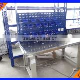 Metal Garage Workbench, Steel Worktable
