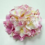 27033ML stable supply long stem polyester large artificial flower heads